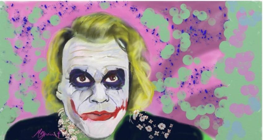Joker by ferrokaro